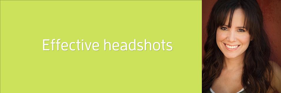 Effective Headshots